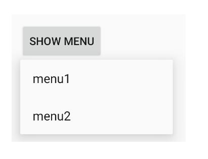 安卓开发使用PopupMenu及第三方组件实现弹出式菜单