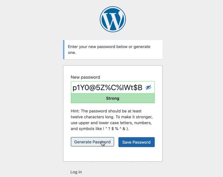 蚂蚁资源WordPress 5.7 将对登录和注册界面进行更改插图